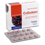 Colladeen - Powerful Antioxidant Properties From Grape Seed And Bilberries