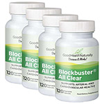 Blockbuster AllClear - Buy 3 Get 1 FREE