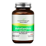 AstaXanthin with DHA