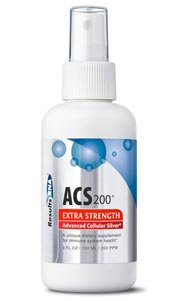 Advanced Cellular Silver (ACS) 200® Extra Strength – 2oz 60ml spray