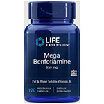 Benfotiamine - Fat Soluble Form of Thiamine