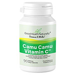 Camu Camu Vitamin C - 90 Vegetable Capsules